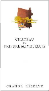 Château du Prieuré des Mourgues - Grande Réserve
