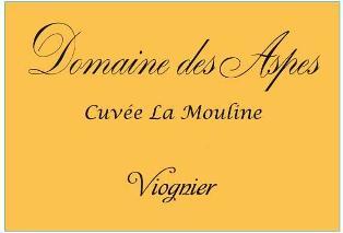 Viognier - Domaine des Aspes - Cuvée La Mouline